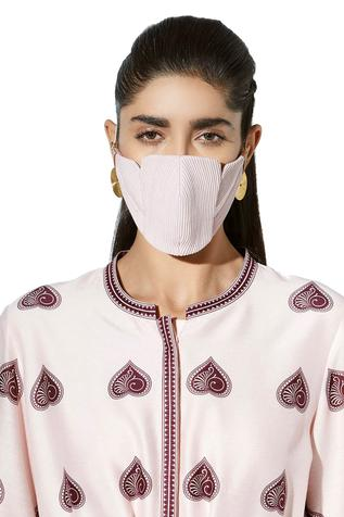Chanderi Unisex Face Mask (Single Pc)