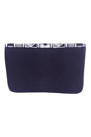 A Clutch Story  Envelope Flap Clutch with sling