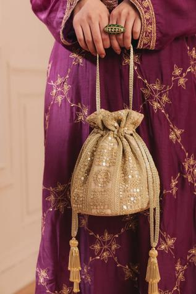 Bella Handcrafted Potli Bag