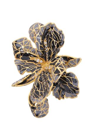 Azga Handcrafted Floral Studs