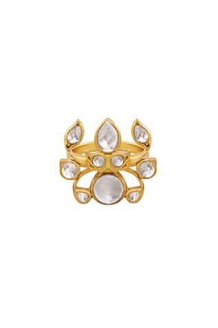 Nira Crystal Ring