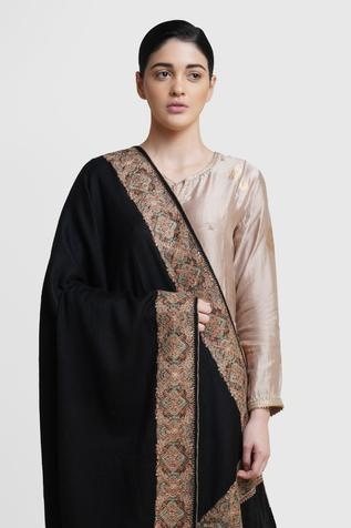 Cashmere Embroidered Shawl