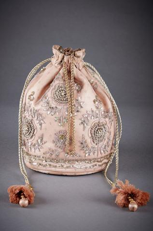Embroidered Potli Bag