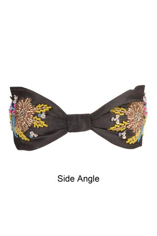 Silk Embroidered Hairband