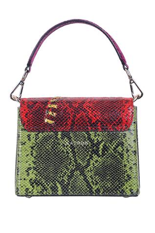Printed Flap Sling Bag