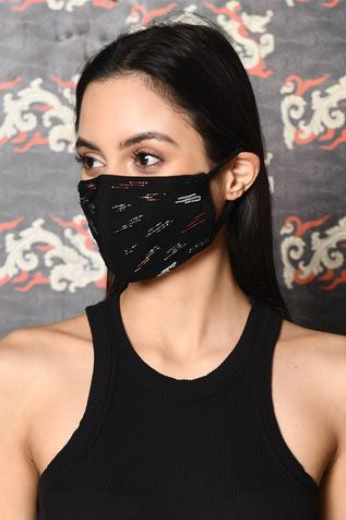 Bethany Bead Embroidered Face Mask