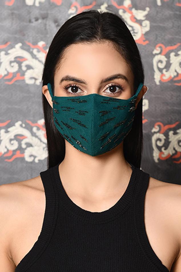 Embellished Mask
