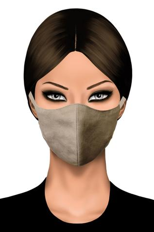 Cotton Face Mask (Single Pc)