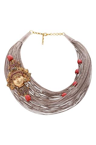 Layered Temple Necklace