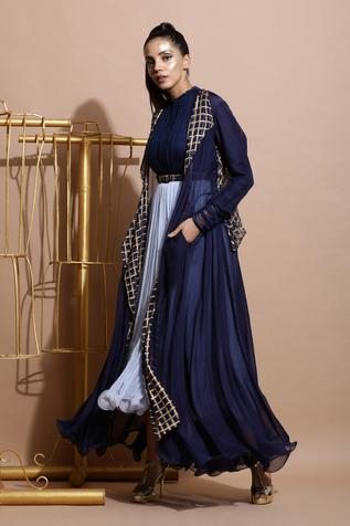Pallavi Jaipur Designer Buy Latest Arrival Of Indain Traditional Collection At Aza