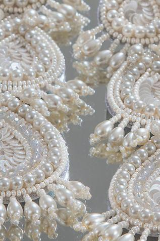 Amama Handcrafted Tiered Danglers