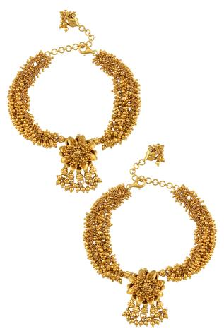 Handcrafted Payal Set