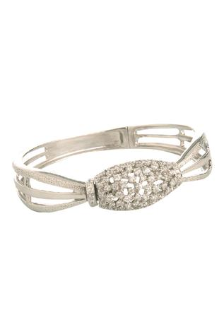 Crystal Pendant Bangle