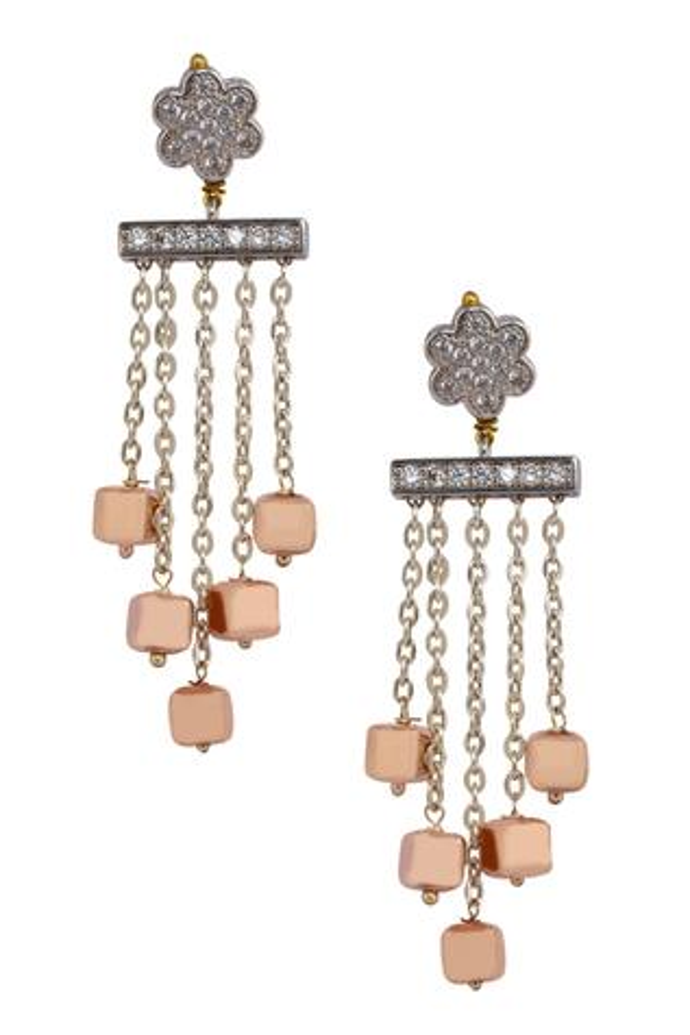 Handcrafted Kendra Tassel Earrings