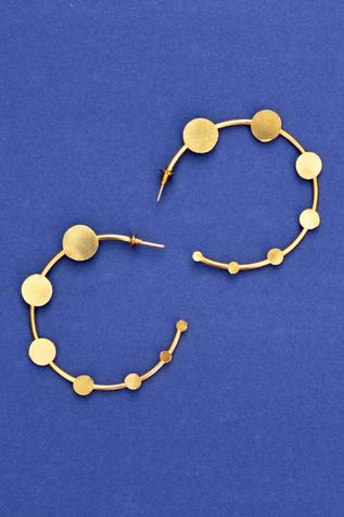 One Nought One One Geometric Hoops