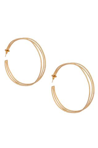 Handcrafted Multi-Hoop Earrings