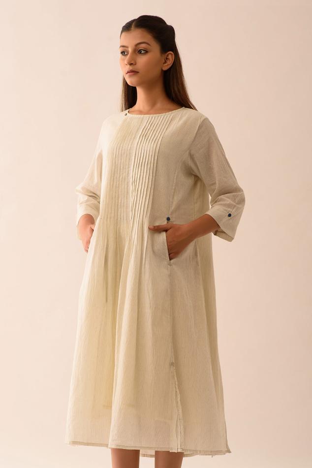 Handwoven Cotton Dress