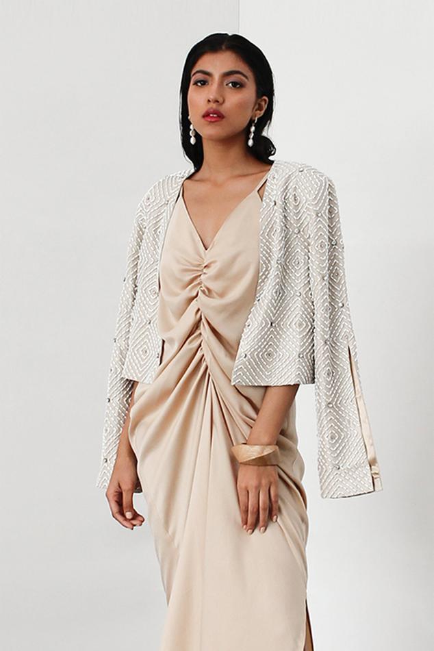 Silk Regent Jacket