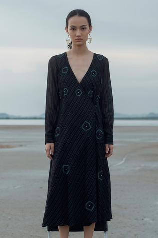 Handwoven Silk Dress