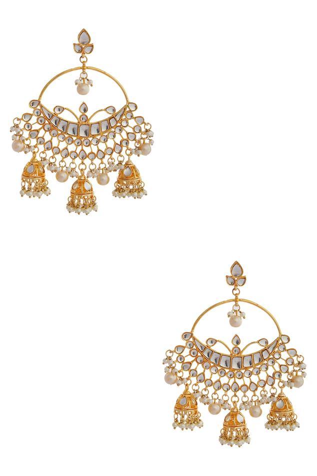 Jhumki Drop Dangler Earrings