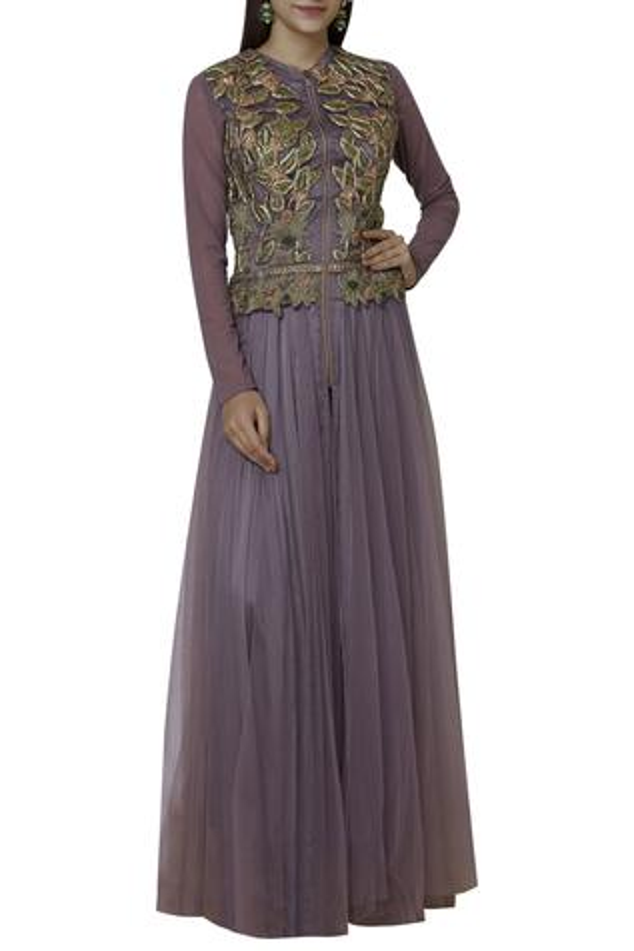 Embroidered Anarkali