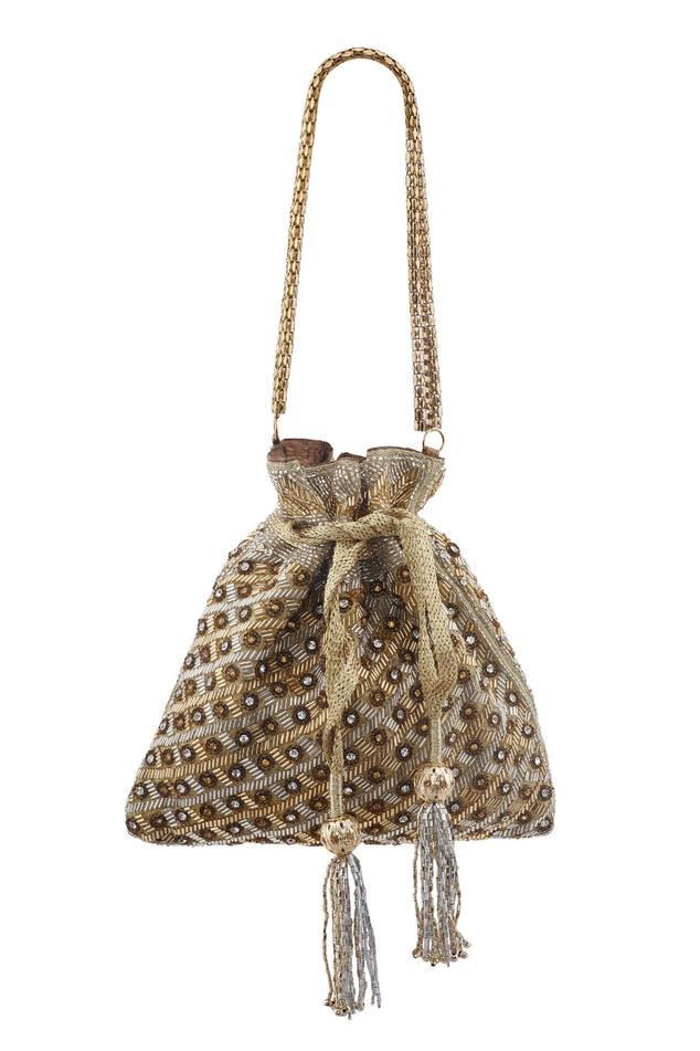 Embellished Potli Bag