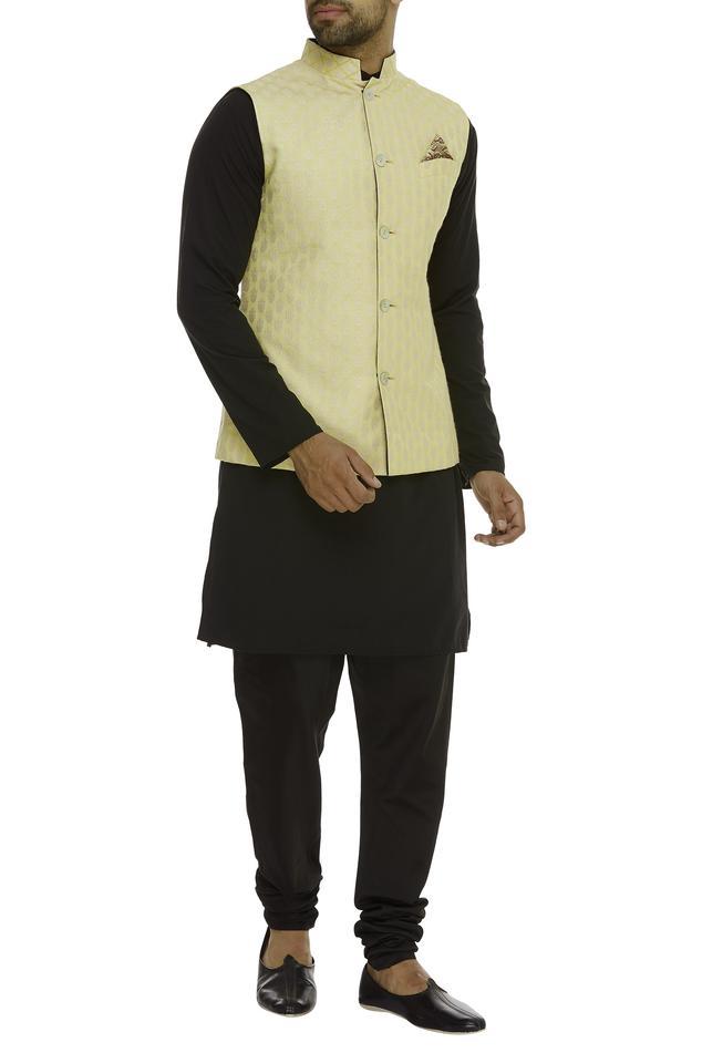 Tanchoi Silk Reversible bundi