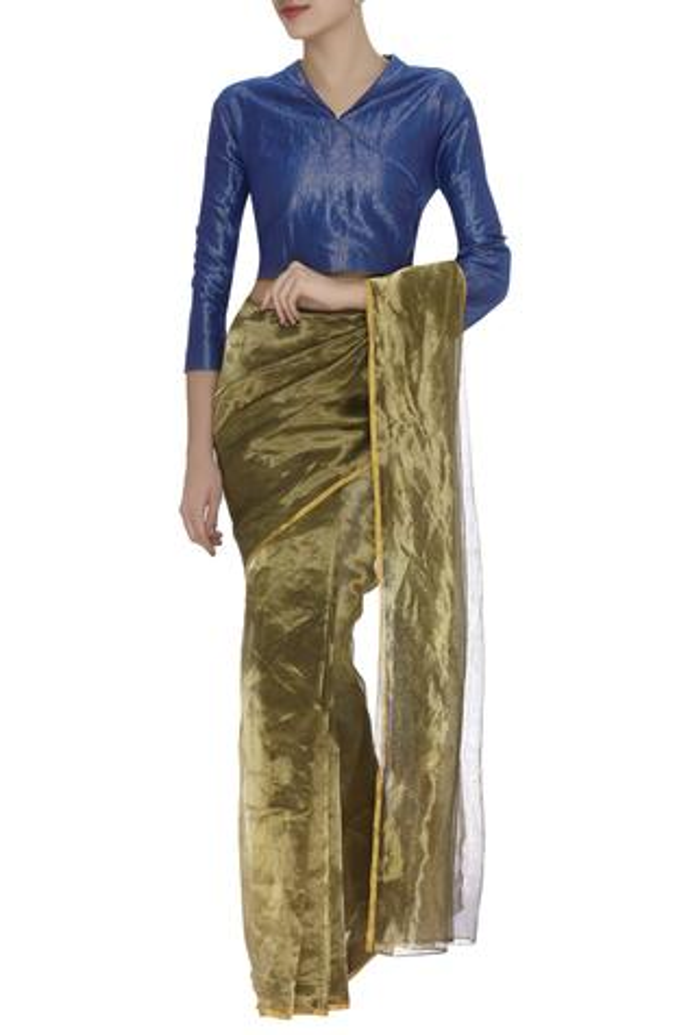 Shimmer Saree Blouse