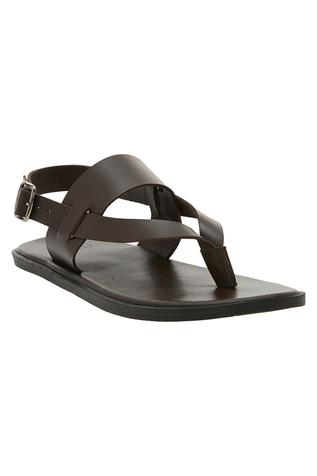 Classic Ankle Buckle Strap Sandals