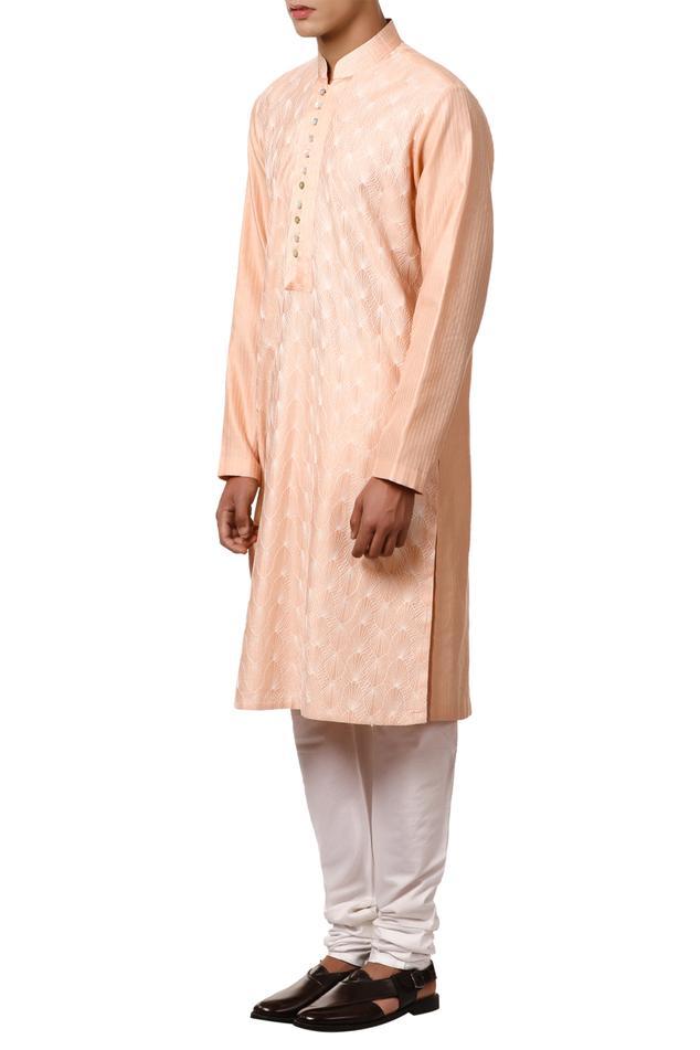 Embroidered full sleeves kurta