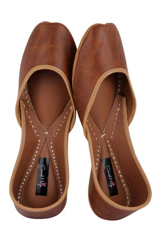 leather-brown-juttis