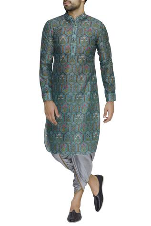 Mughal Print Kurta
