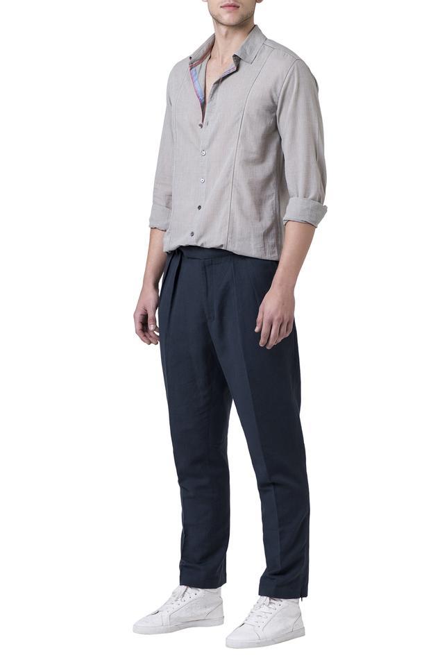 Cotton mul Full sleeves shirt