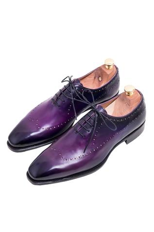 Shaded Brogue Shoes