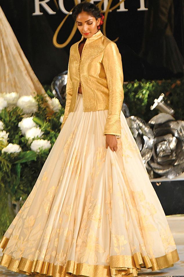 Silk Quilted lurex jacket