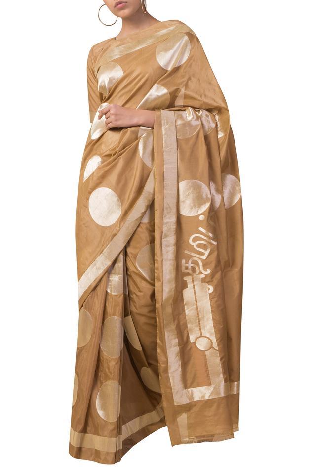 Handwoven Silk Saree