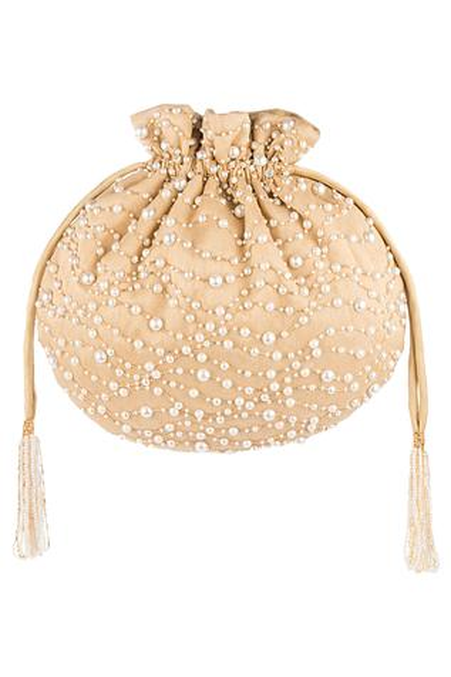 Embellished Potli Pouch