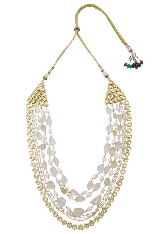 Layered Kundan Necklace