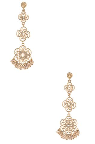 Filigree Danglers