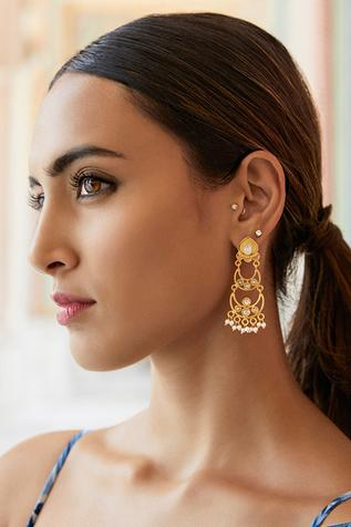Aalia Dangler Earrings