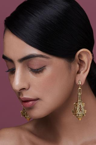 Nida Mahmood Jharokha Earrings