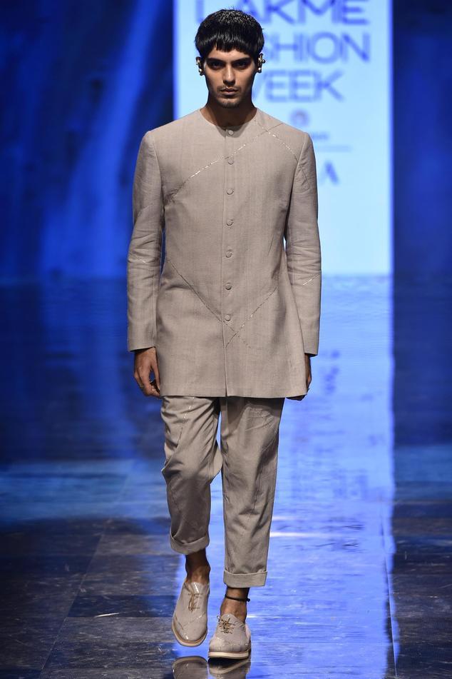 Cotton Bandhgala