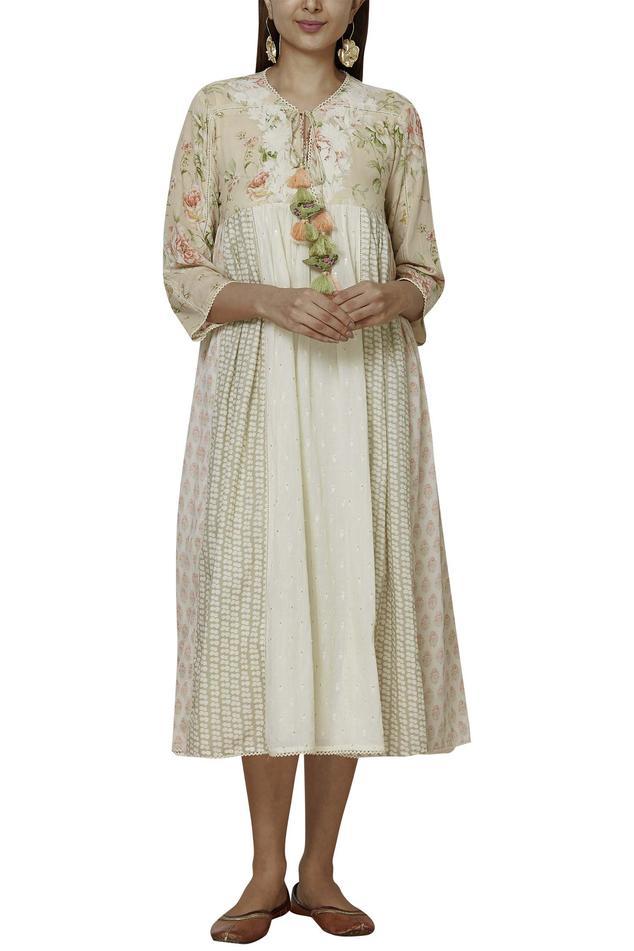 Organic Cotton Printed Dress