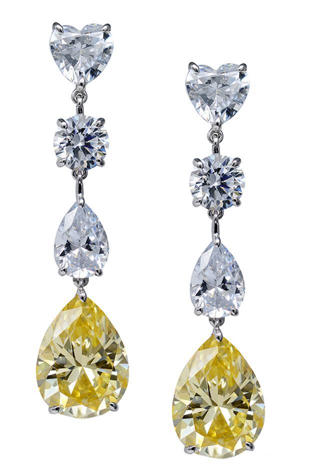 Crystal Danglers