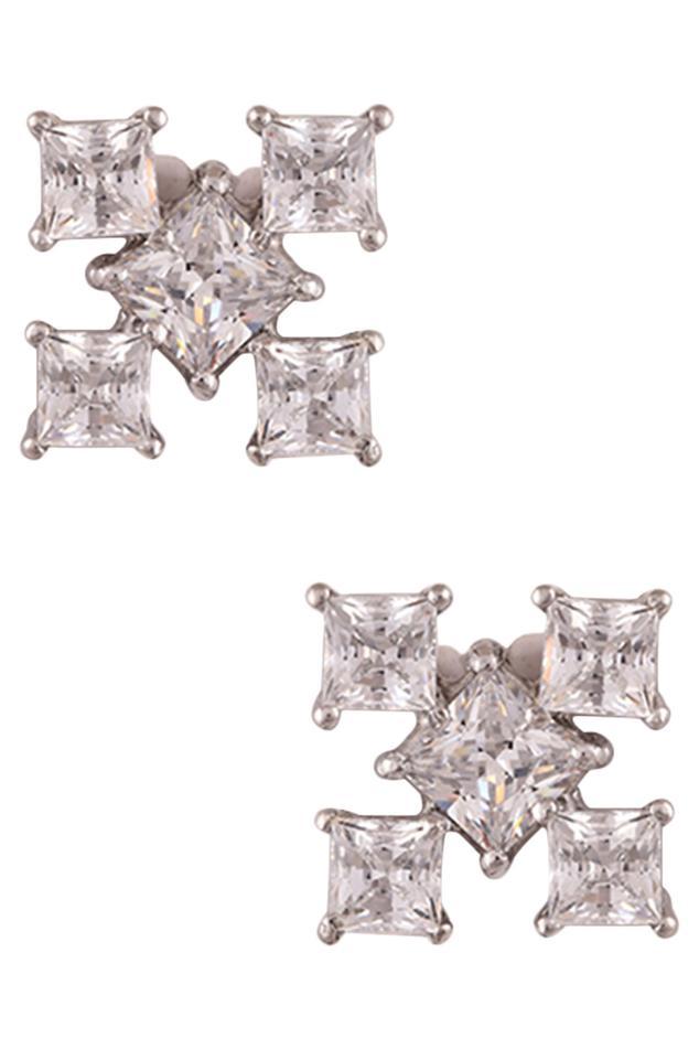 Geometric Crystal Studs