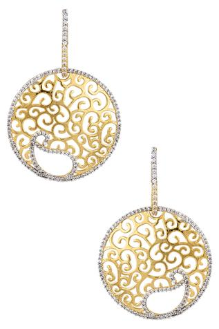 Filigree Dangler Earrings