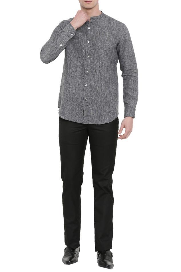 Linen Textured Shirt