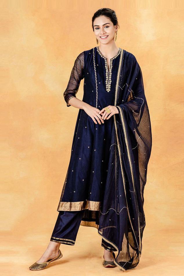 Chanderi Pants