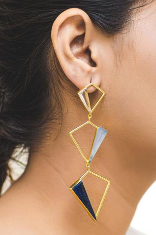 Geometric Tiered Danglers