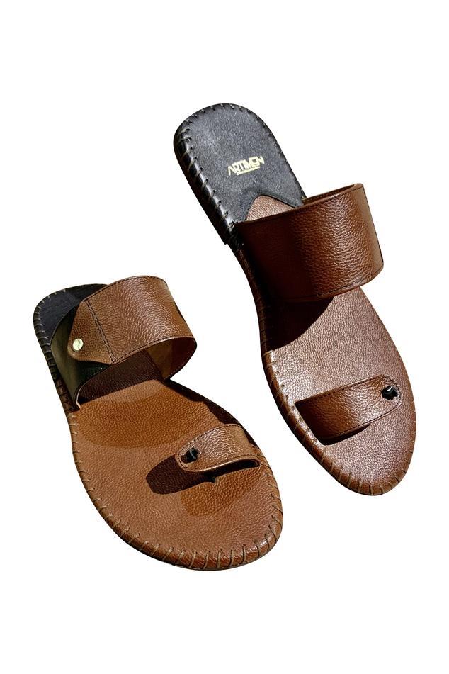 Open Toe Flats